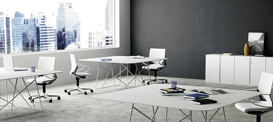 """""""Los últimos proyectos presentados por el diseñador Aitor García de Vicuña de AGV Estudio, son tres colecciones de equipamientos para espacios de trabajo y oficinas, producidas por la empresa portuguesa Famo"""""""