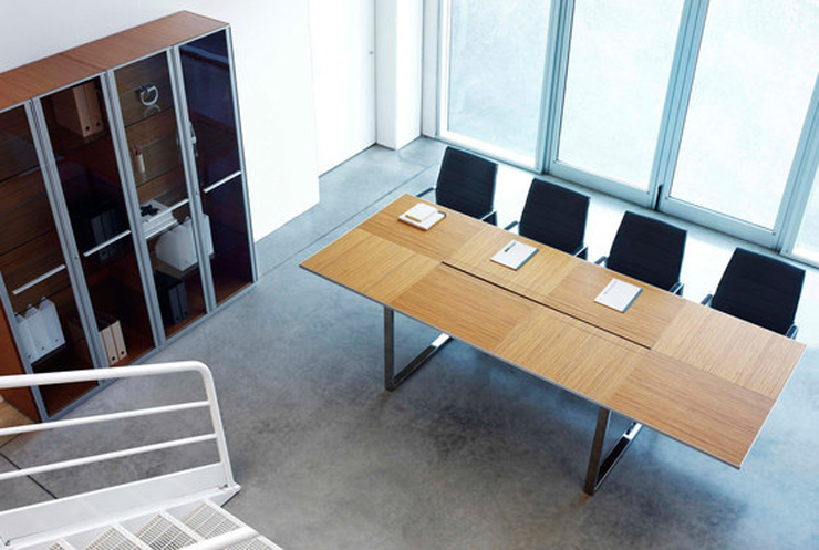 """""""Aplomb es mobiliario direccional de alta gama, combina formas y materiales que crean ambientes relajados y de diseño.""""  Ambiente direccional Aplomb arlex aplomb 27 b"""