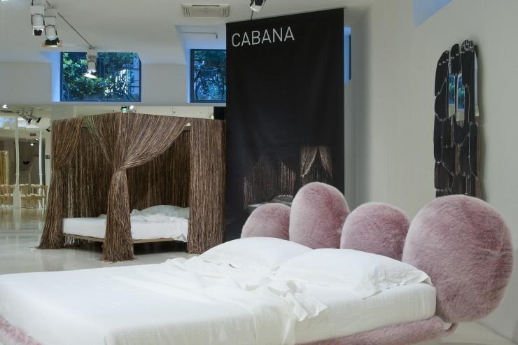"""""""Las camas Campana de los hermanos Fernando y Humberto Campana para la marca italiana de mobiliario Edra"""""""