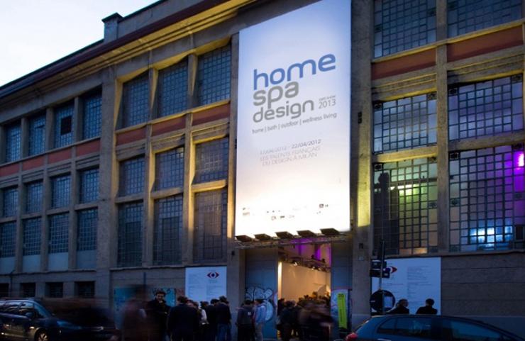 """""""Eventos en la Semana del Diseño de Tortona""""  Semana del Diseño de Tortona home spa design 1"""
