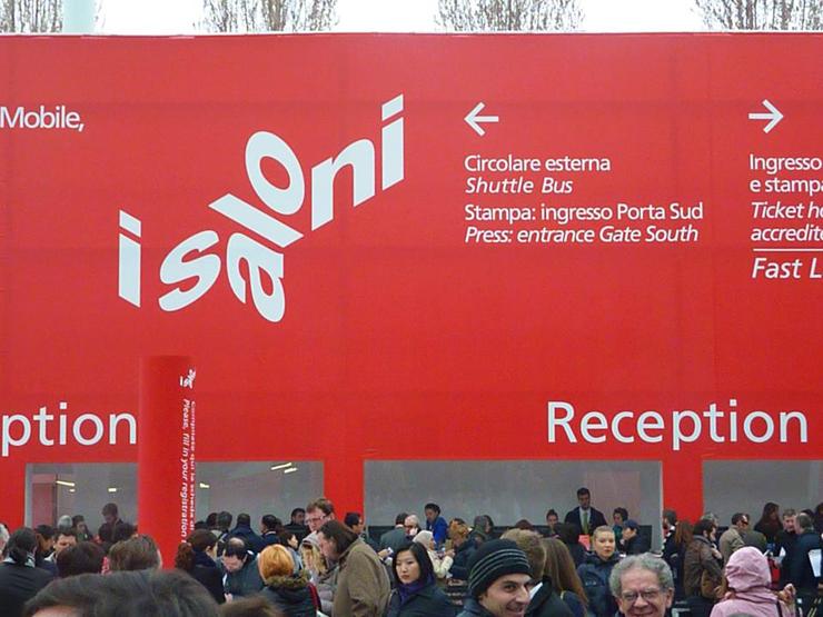 """""""Inauguración de la Semana del Diseño de Milán; Presentación de uno de los proyectos más esperados de iSaloni""""  Semana del Diseño de Milán isaloni2013"""