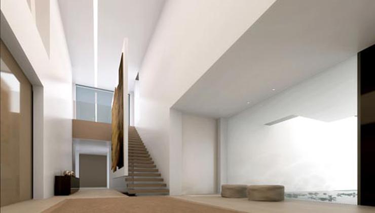 """""""Último proyecto del estudio A-Cero en la categoría de arquitectura; Vivienda unifamiliar situada en el Norte de África;""""  Último proyecto del estudio A-Cero vivienda1"""