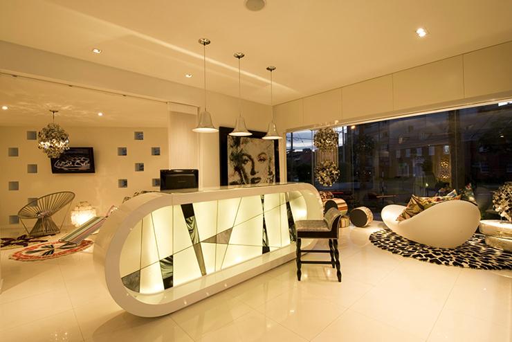 kar m chaman boutique decorar una casa On la boutique de diseño
