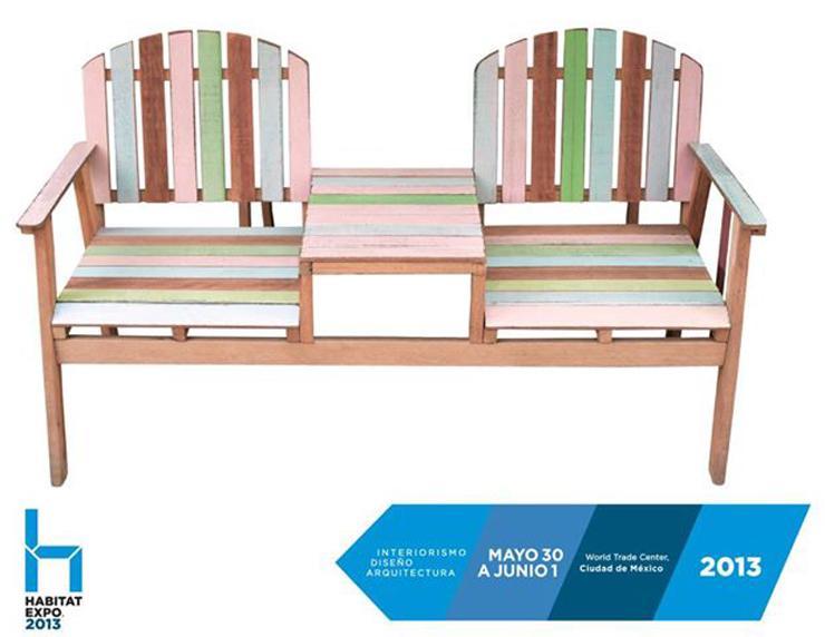"""""""El evento en diseño de interiores y Arquitectura de vanguardia, """"Habitat Expo 2013"""", se llevará a cabo en el World Trade Center de la Ciudad de México.""""  Habitat Expo 2013 24"""