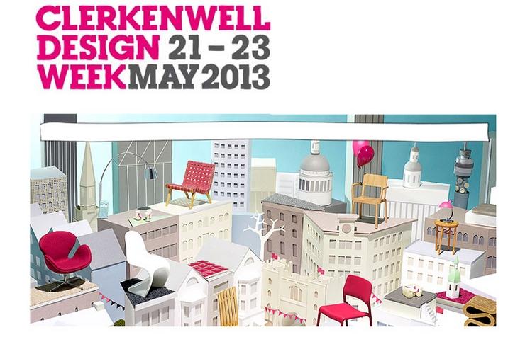 """""""La Semana de Diseño de Clerkenwell es el evento de diseño independiente más importante de Reino Unido y uno de los eventos más aclamados en el calendario internacional de diseño""""  La Semana de Diseño de Clerkenwell CDW3"""