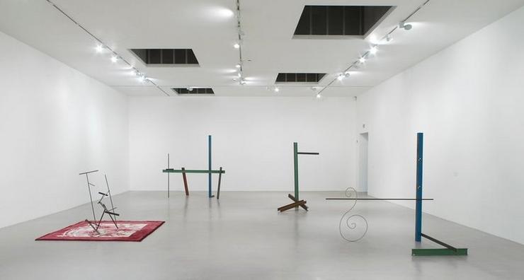 """""""La Galería Workplace es una galería de arte contemporáneo a cargo de los artistas Paul Moss y Miles Thurlow y está ubicada en Gateshead, Reino Unido""""  La Galería Workplace Eric Bainbridge"""