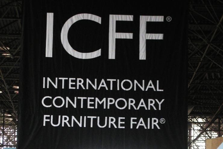 """""""ICFF – International Contemporary Furniture Fair es una de las ferias más prestigiosas de Estados Unidos dentro del sector de hábitat de diseño y la más importante del área de Nueva York"""" ICFF 2013 ICFF New York"""
