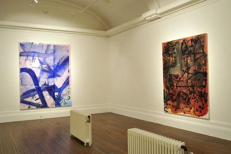 """""""La Galería Workplace es una galería de arte contemporáneo a cargo de los artistas Paul Moss y Miles Thurlow y está ubicada en Gateshead, Reino Unido""""  La Galería Workplace Mike Pratt"""