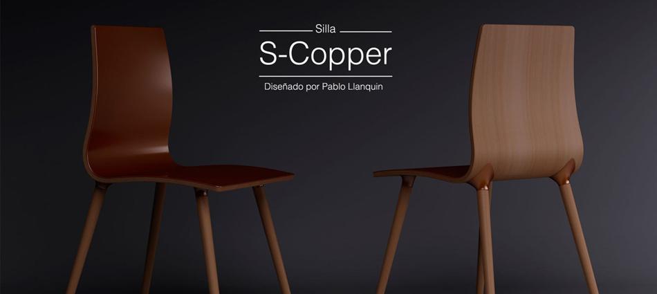 Silla S-Copper  Untitled 121