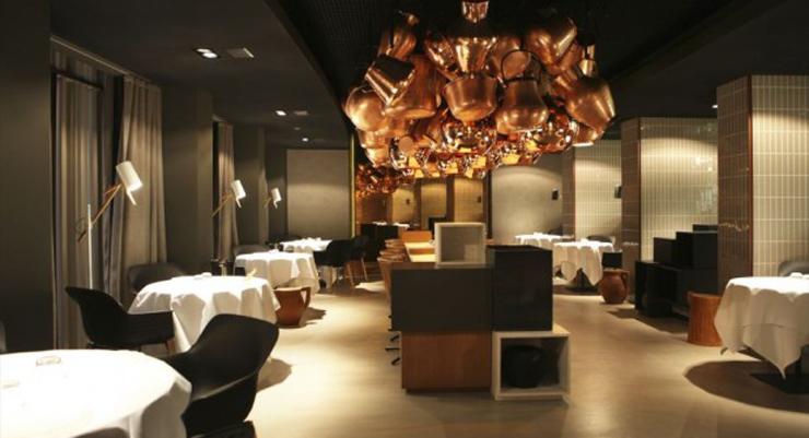"""""""A través de la arquitectura, el diseño y la gastronomía, el hotel Das Stue en Berlín ofrece una experiencia única que conquista todos los sentidos.""""  El hotel de Patricia Urquiola cinco 1 0 0 e1361046043720"""