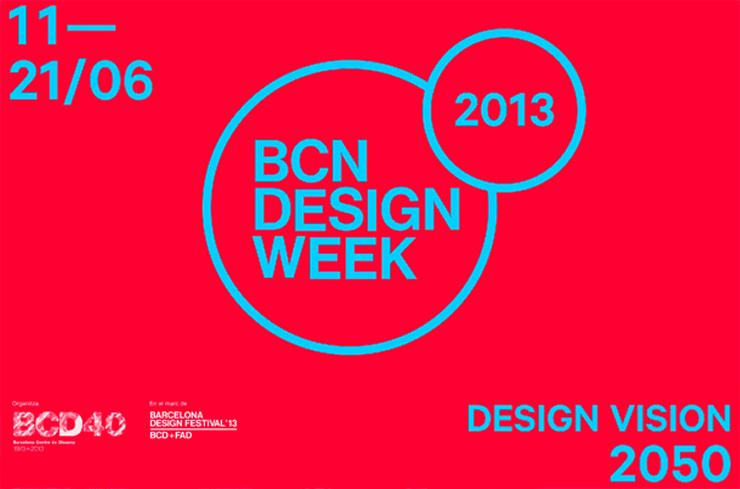 """""""La BCN Design Week se abre a la ciudad con nuevas actividades dirigidas al gran público bajo el eslogan Design Vision 2050."""" BCN Design Week 2013 12"""