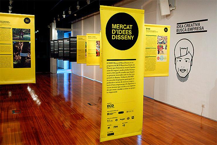 """""""La BCN Design Week se abre a la ciudad con nuevas actividades dirigidas al gran público bajo el eslogan Design Vision 2050."""" BCN Design Week 2013 22"""