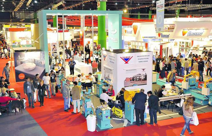 """""""Batimat Expovivienda 2013 consolidada como la exposición líder del sector de la vivienda y la construcción en la región.""""  Batimat Expovivienda 2013 3"""