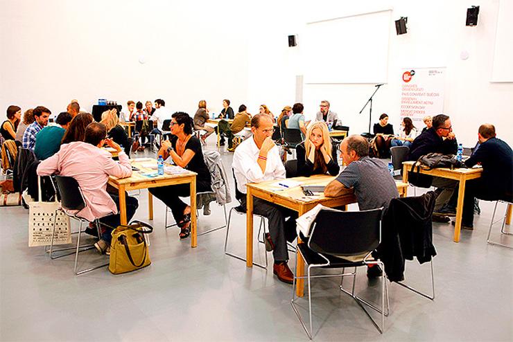 """""""La BCN Design Week se abre a la ciudad con nuevas actividades dirigidas al gran público bajo el eslogan Design Vision 2050."""" BCN Design Week 2013 32"""