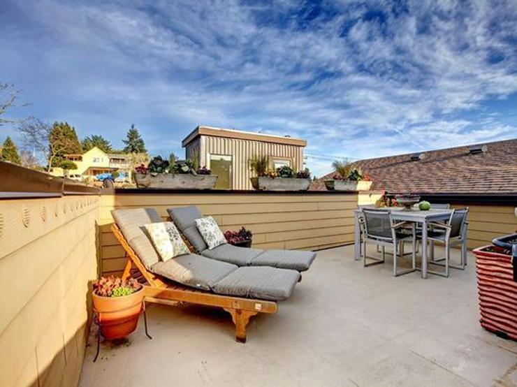 """""""Aprovechar al máximo el espacio exterior de una vivienda es lo que proponen las tendencias actuales.""""  Ideas para decorar la terraza 11"""