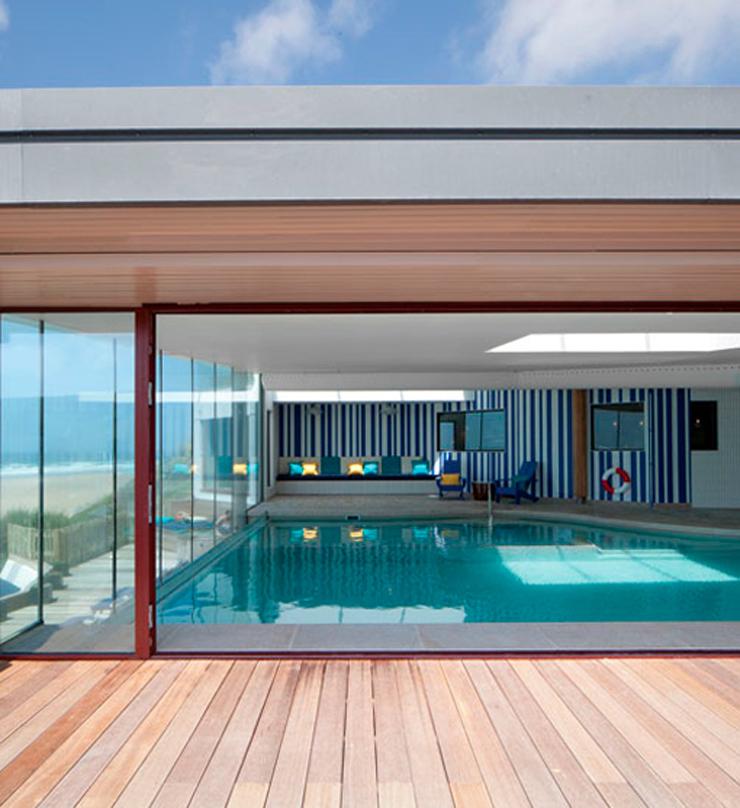 """""""El Watergate Bay Hotel se encuentra en la costa atlántica al sudoeste de la isla británica."""" Hotel en la costa Hotel en la costa atlántica británica 319"""