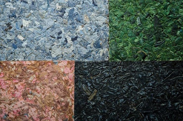 """""""Demodé es un nuevo material desarrollado por la diseñadora chilena Bernardita Marambio.""""  Demodé: muebles de material textil por Bernardita Marambio 419"""