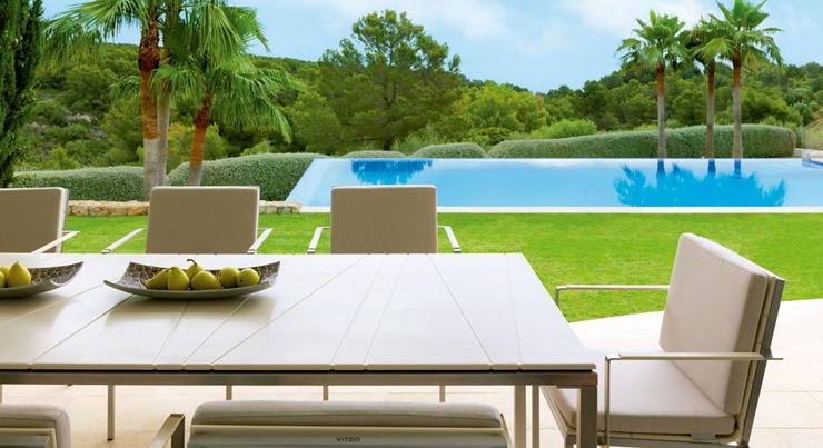"""""""Aprovechar al máximo el espacio exterior de una vivienda es lo que proponen las tendencias actuales.""""  Ideas para decorar la terraza 5"""