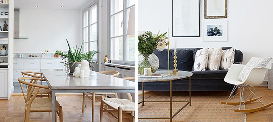 Cómo decorar un apartamento en blanco con muebles de diseño Untitled 122