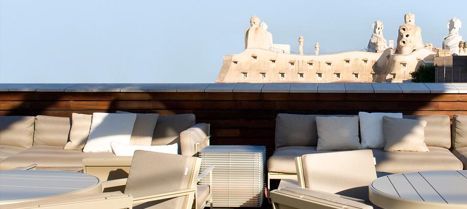 4 Hoteles exclusivos en Barcelona por Elle Decor Untitled 19
