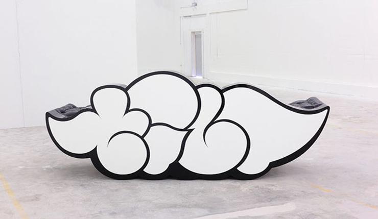 """""""Alix es el primer mueble salido de la imaginación de Tilt. Su inspiración artística es precisamente lo que lo convierte en una pieza icónica e irrepetible.""""  Ideas para Decorar: Sofá de edición limitada Alix, una pieza icónica e irrepetible 114"""