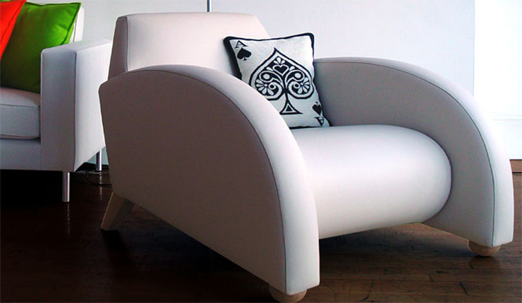 """""""Los sofás de piel a los que todos estamos acostumbrados son sin duda muy decorativos, lujosos y cómodos.""""  Ideas para Decorar: Sofás de piel de diseño moderno 115"""