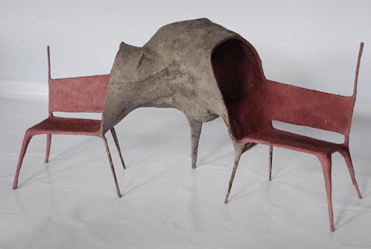 """""""Este diseñador español tiene una visión y misión claras: crear muebles que estén vivos."""" Nacho Carbonell, la vida de los objectos 125"""