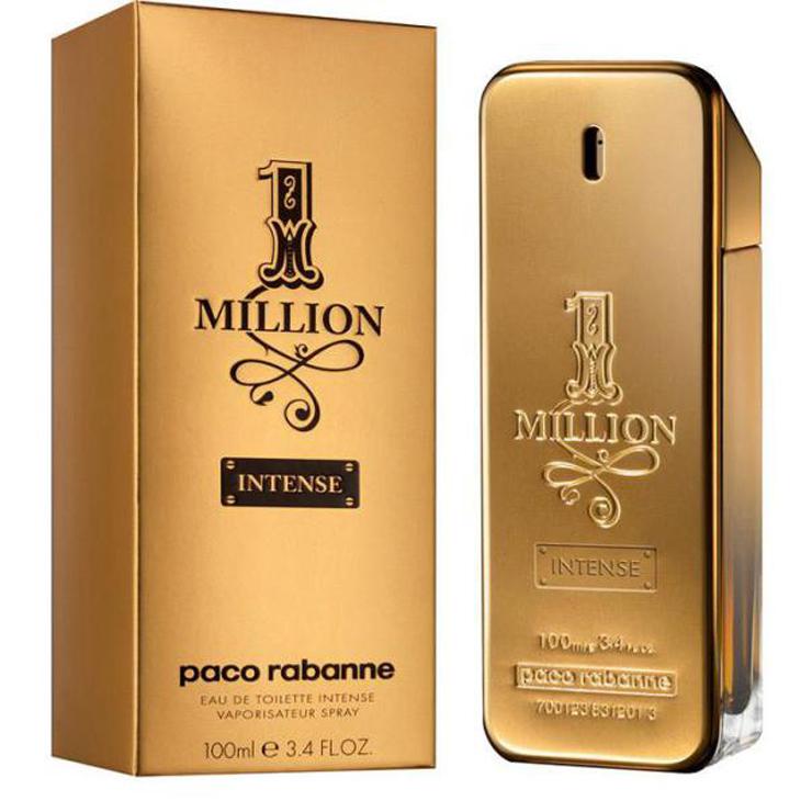 """""""La fragancia masculina """"1 Million"""", de la casa del diseñador Paco Rabanne"""" La Nueva y Exclusiva Frangancia de Paco Rabanne – 1 Million Intense 127"""