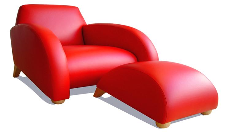 """""""Los sofás de piel a los que todos estamos acostumbrados son sin duda muy decorativos, lujosos y cómodos.""""  Ideas para Decorar: Sofás de piel de diseño moderno 217"""