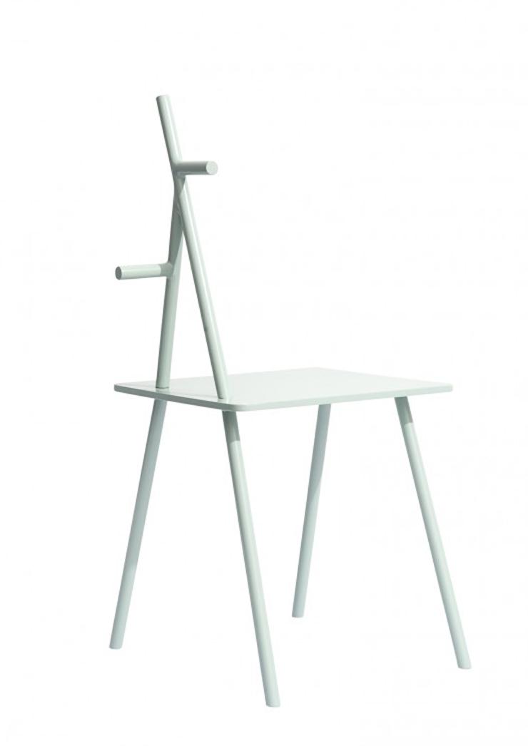 """""""Alf es una pequeña, diferente y multifuncional pieza de mobiliario creada por la diseñadora Signe Hytte.""""  Silla Alf de Signe Hytte 26"""
