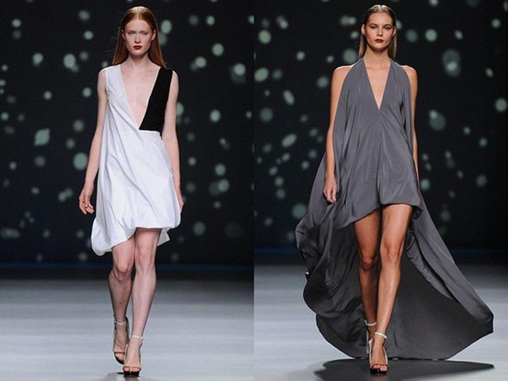 """""""Diseñadora de moda española. Estudió en Madrid y dio sus primeros pinitos en la empresa familiar Elipse.""""  La diseñadora de modas Amaya Arzuaga 312"""
