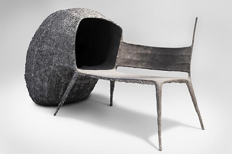 """""""Este diseñador español tiene una visión y misión claras: crear muebles que estén vivos."""" Nacho Carbonell, la vida de los objectos 318"""
