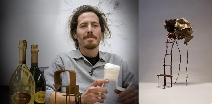 """""""Este diseñador español tiene una visión y misión claras: crear muebles que estén vivos."""" Nacho Carbonell, la vida de los objectos 4"""