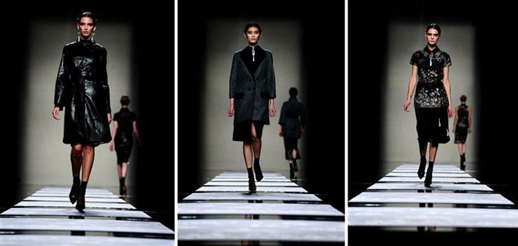 """""""Ailanto es una firma de moda ubicada en Barcelona desde 1992.""""  Ailanto, combinación de colores y la geometría de las formas 48"""