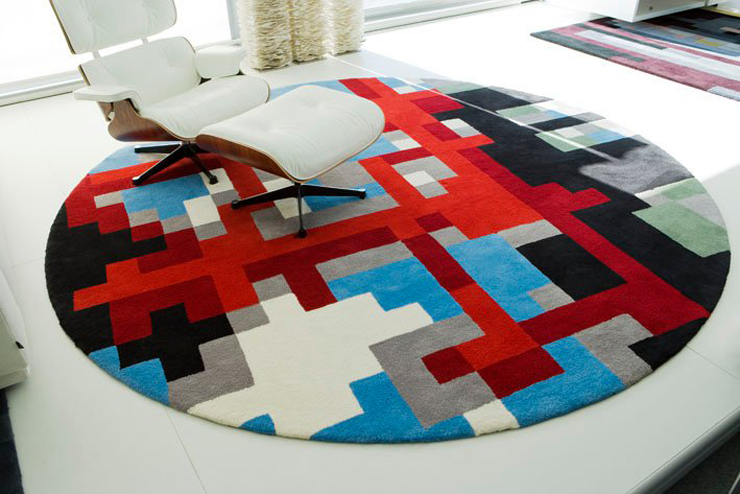 """""""Una alfombra de Alfombras Veo Veo no es simplemente un elemento decorativo o un complemento textil."""" Las Alfombras Veo Veo 7"""
