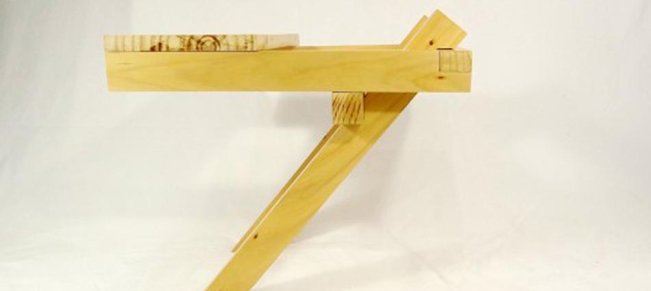 Ideas para Decorar Ideas para Decorar: Silla En Equilibrio de Ulises Ruiz Untitled 111