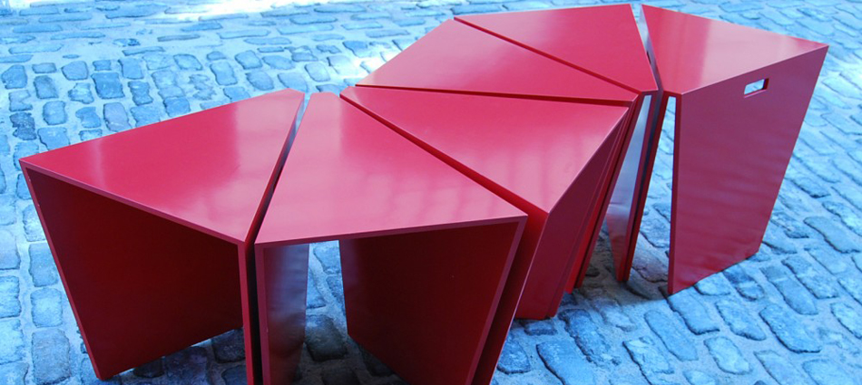 Ideas para Decorar: Mesa Octavo de IMAKE Studio Untitled 123