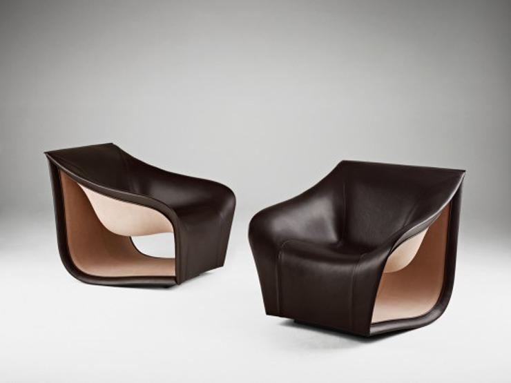 """""""El estudio del diseñador británico Alex Hull presenta la silla Split."""" Ideas para Decorar: Serie Split de Alex Hull Studio 14"""