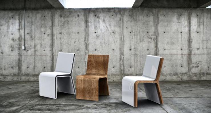 """""""El concepto de esta silla creada por el diseñador industrial Alberto Villarreal, está inspirado en el espacio vacío generado por los objetos.""""  Ideas para Decorar: Silla Moderna Guarda de Alberto Villarreal 28"""