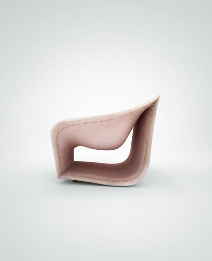 """""""El estudio del diseñador británico Alex Hull presenta la silla Split.""""  Ideas para Decorar: Serie Split de Alex Hull Studio 31"""