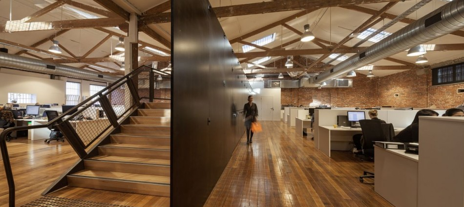 Decoración de Interiores: T2 Headquarters de Landini Associates 103