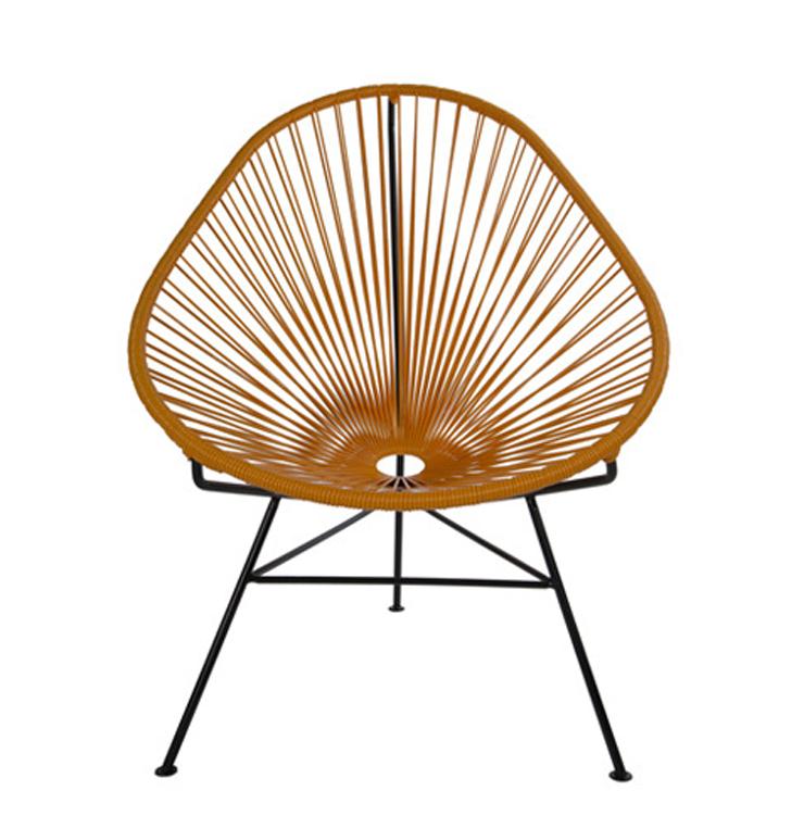 """""""La silla Acapulco es uno de los diseños de sillas más reconocidos del siglo 20.""""  Ideas para Decorar: Silla Acapulco 11"""