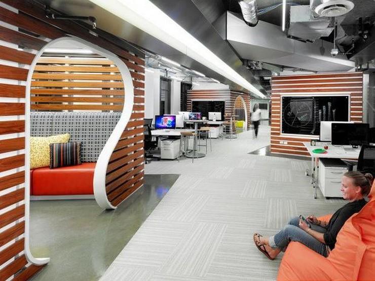 """""""Conoce cuáles son algunas de las oficinas más cómodas en el mundo.""""  Las oficinas más lindas y cómodas del mundo, ¡conócelas! 117"""