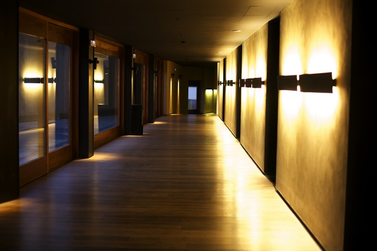 """""""Así se presentan las amplias habitaciones del Hotel Alma Pamplona, de generosos ventanales y elegantes hechuras.""""  Hoteles de Lujo: Hotel Alma Pamplona 122"""