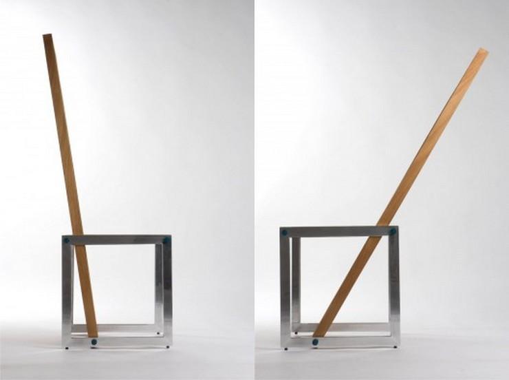 """""""La silla Áurea fue diseñada por el arquitecto argentino Federico Mauro Costa en mayo de 2009.""""  Ideas para Decorar: Silla Áurea de Federico Costa 15"""