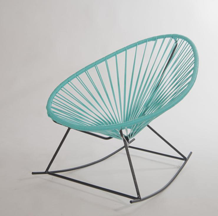 """""""La silla Acapulco es uno de los diseños de sillas más reconocidos del siglo 20.""""  Ideas para Decorar: Silla Acapulco 21"""