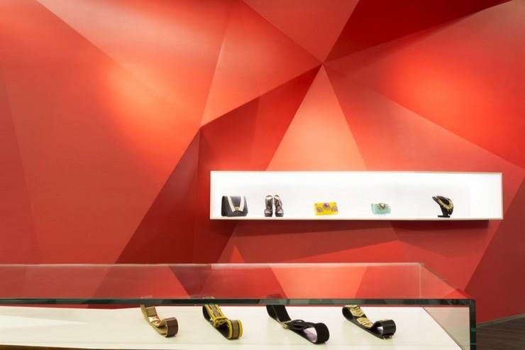 """""""Las Chicas Boutique por GUIV Arquitetura tiene la intención de ser un espacio de referencia para la moda en Belo Horizonte.""""  Decoración de Interiores: Boutique Las Chicas de GUIV Arquitetura 218"""