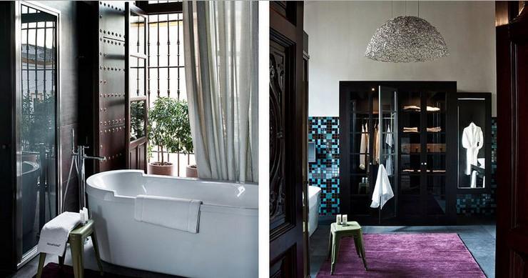 """""""Hotel Alma Sevilla Hotel Palacio de Villapanés es uno de los hoteles más lujosos de españa."""" Hoteles de Lujo: Hotel Alma Sevilla Hotel Palacio de Villapanés 220"""