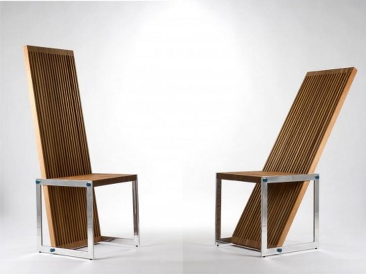 """""""La silla Áurea fue diseñada por el arquitecto argentino Federico Mauro Costa en mayo de 2009.""""  Ideas para Decorar: Silla Áurea de Federico Costa 24"""