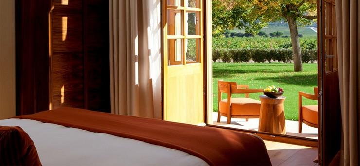 """""""Viñas a orillas del Duero, una Abadía milenaria, un hotel de máximo lujo: Hotel Abadía Retuerta LeDomaine.""""  Hoteles de Lujo: Hotel Abadía Retuerta LeDomaine 28"""